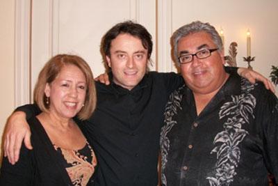 Senator Calderon and Me