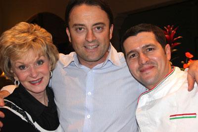 Rita Davenport, Francesco and Me