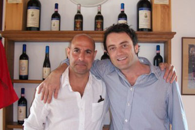 Stanley Tucci and Me