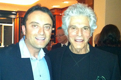 Jorge Rivero and Me